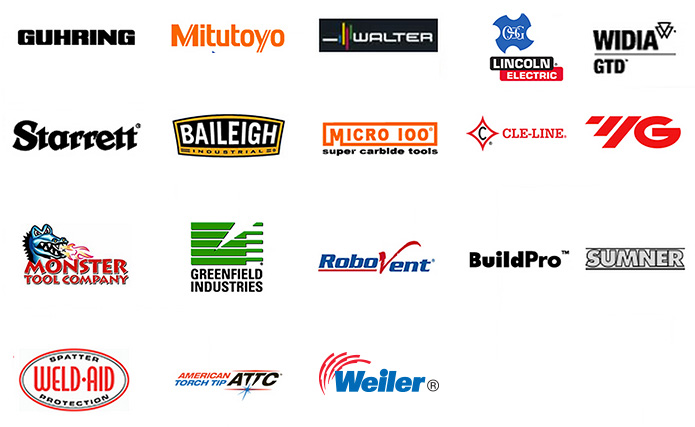 Metalworking Brands