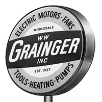 Grainger Sign