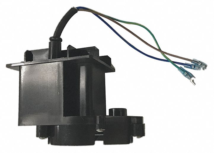 Drain Pump Motor,  For Use With Grainger Item Number 44R214,  Fits Brand Jet Ice