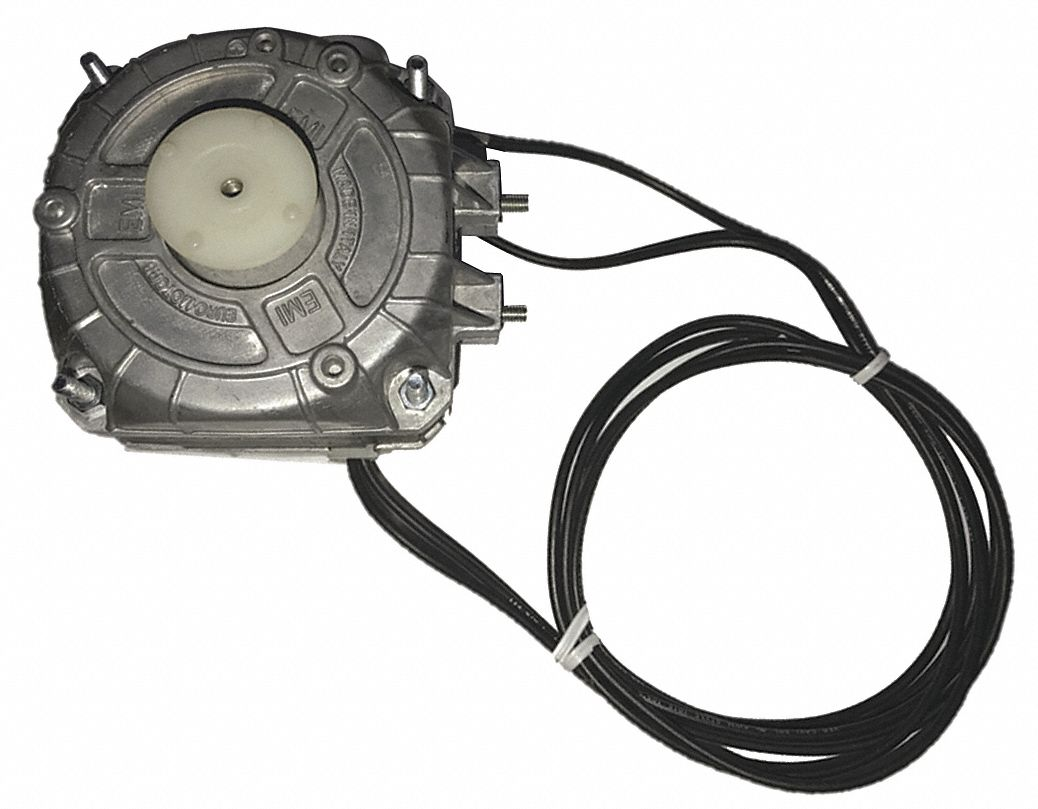 Fan Motor,  For Use With Grainger Item Number 44R215, 44R216,  Fits Brand Jet Ice