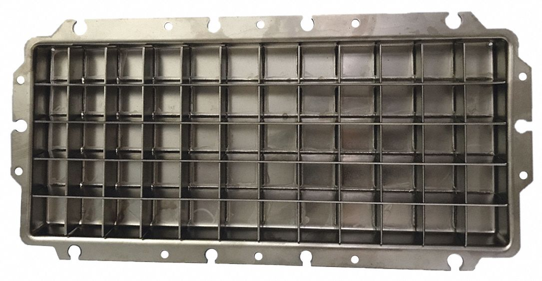 Evaporator Assembly,  For Use With Grainger Item Number 44R215,  Fits Brand Jet Ice