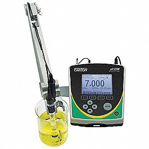 pH 2700 benchtop meter kit