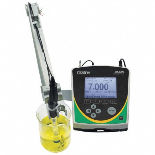 pH 2700 Meter Kit,  pH measurement for drinking water, food , pools, laboratory and pharmeceuticals