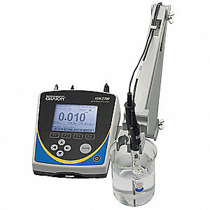 Ion 2700 meter Kit,  pH measurement for drinking water, food , pools, laboratory and pharmeceuticals