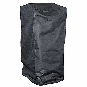 Protective Cover, Black Vinyl,For Use With Mfr. No. PACKA77