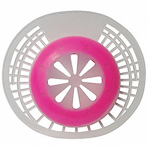 Pink Spice Urinal Screen with Cake, 12PK