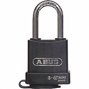 PADLOCK STEEL L/S SCHLAGE KEYWAY