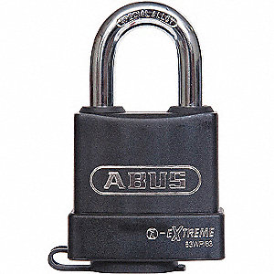 PADLOCK STEEL ML KEYWAY
