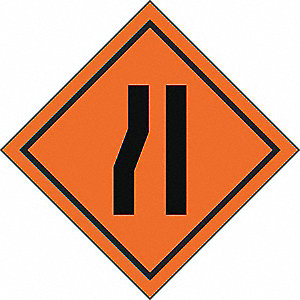 SIGNS ROLL UP MERGE RIGHT SYMBOL