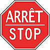 SIGN ARRET/STOP