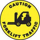 SIGN FLOOR CAUTION 17IN DIA