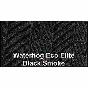 WATERHOG ECO ELITE BLACK SMOKE 4X10