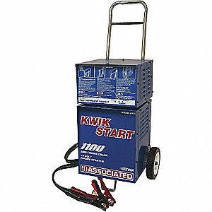 STARTER WHEELS W/10AMP FULLY AUTOMA