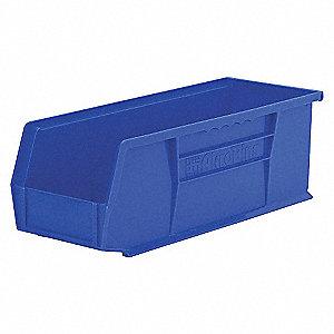 BIN HANGING 14-3/4X5-1/2X5 BLUE
