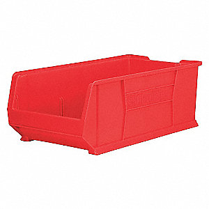 SUPERSIZE AKROBIN RED
