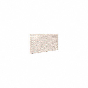 LOUVEREDPANEL,H19 IN,L 35 3/4,BEIGE