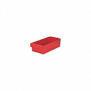 AKRODRAWER 17.625L X8.375W RED