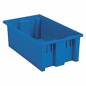 TOTE 18X11X6 N.S.T. BLUE