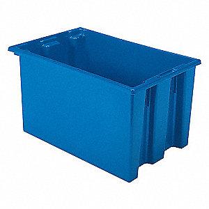 TOTE 23.5X15.5X12 N.S.T. BLUE
