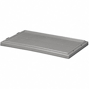 LID TOTE NEST/STACK 35300