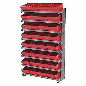 PICK RACK,SNGL-SIDE,RD 31182 DRAWER