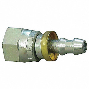 Hydraulic Hose Fitting, Straight, 3/4