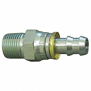Hydraulic Hose Fitting Straight 3/8  sc 1 st  Grainger & EATON AEROQUIP Hydraulic Hose Fitting Straight 3/8 - 10C331|FJ9068 ...