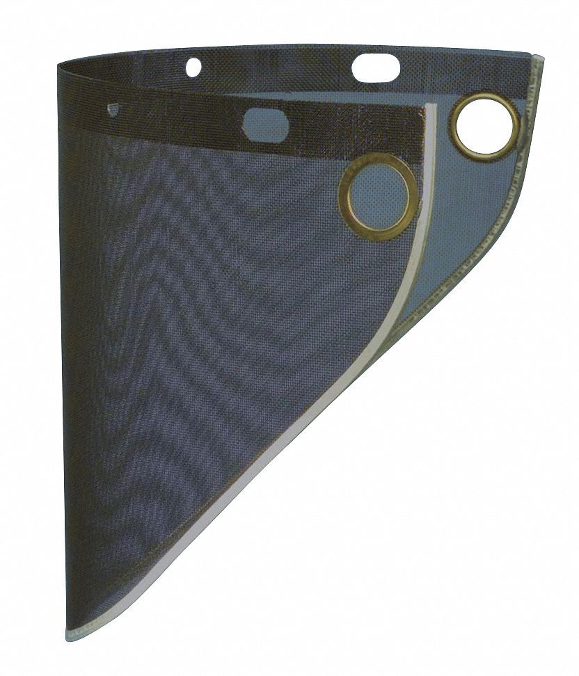 Faceshield Screen Visor,  For Use With Fibre Metal F400, F500 and FH66 Headgear and Brackets