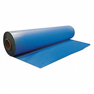 "186 ft. x 36"" Polyethylene Floor Protector, Blue"