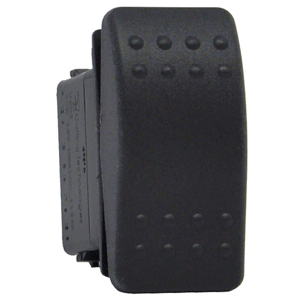 CARLING TECHNOLOGIES Rocker Switch, Contact Form: DPDT, Number of ...