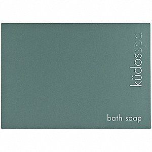 Kudos Spa Bar Soap, Cucumber & White Tea Fragrance, 2.3 oz., 150 PK