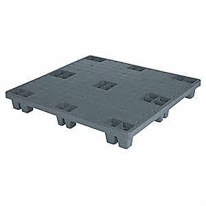 PALLET 48 X 45 CLOSED DECK NESTABLE