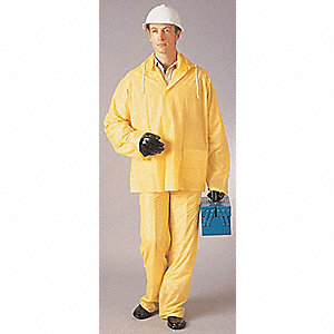RAINSUIT UNSUPPORTED POLY DISPOS.