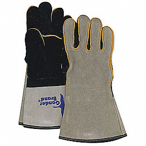 GLOVES WELDERS DEER PALM ONE PIECE
