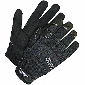 GLOVE MECHANICS BLACK/BLACK