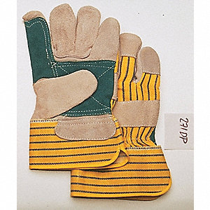 GLOVES FITTER DBL PALM/INDEX FINGER