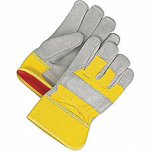 GLOVES SPLIT FITTER FLEECE FOAM LIN