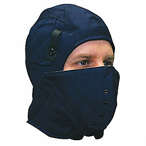 LINER HARD HAT COTTON W/FACE MASK