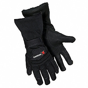 GLOVES CARBON X MECHANIC-STORM CUFF