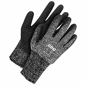 GLOVES DYNEEMA CUT 5 LATX PLM WINTR