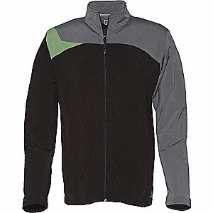 JACKET MENS ROGUE BLK/GRAPH/LIME