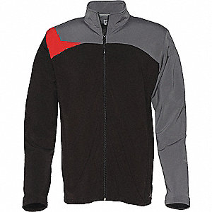 JACKET MENS ROGUE BLK/GRAPH/RED