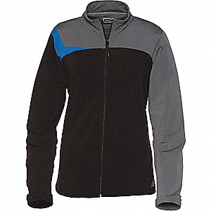 JACKET LADIES ROGUE BLK/GRAPH/ROYAL