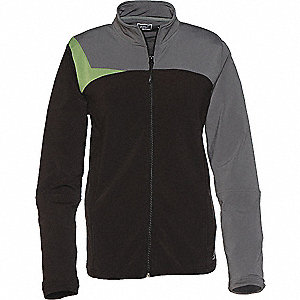 JACKET LADIES ROGUE BLK/GRAPH/LIME