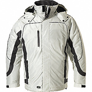 JACKET MENS WINTER STONE GRAPHITE