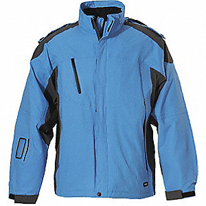 JACKET MENS SPRING BLUE GRAPHITE