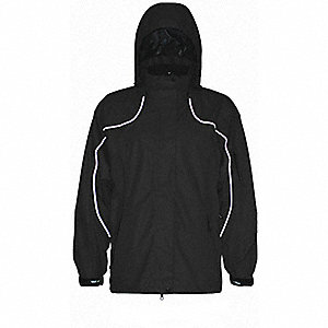 JACKET CREEKSIDE BLK XL