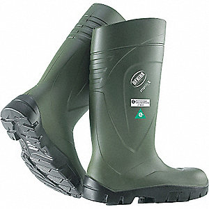 BOOT PU THERMOLITE STL TOE+PLATE 8