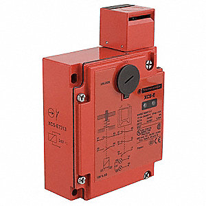 Actuating Key, Solenoid Locking Safety Interlock Switch