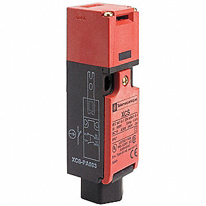 Safety Interlock Switch,2NC,10A @ 300V